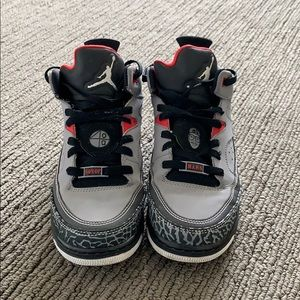 Jordan Son of Mars black cement size 5.5